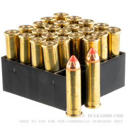 250 Rounds of .357 Mag Ammo by Hornady - 140gr FTX