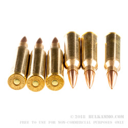 10 Rounds of .338 Lapua Ammo by Prvi Partizan - 250gr FMJBT