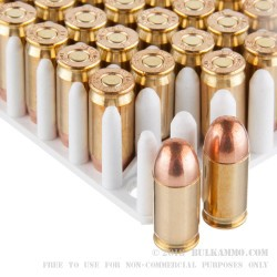 400 Rounds of .380 ACP Ammo by Prvi Partizan - 94gr FMJ