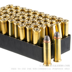 100 Rounds of .357 Mag Ammo by Remington - 125gr SJHP