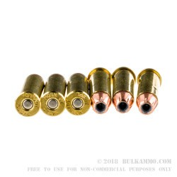 25 Rounds of .38 Spl Ammo by Hornady - 158gr JHP
