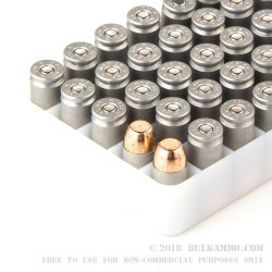 1000 Rounds of .40 S&W Ammo by CCI - 180gr FMJ