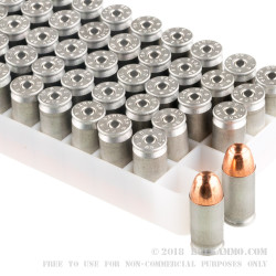 1000 Rounds of .45 ACP Ammo by Federal Chamion Aluminum - 230gr FMJ