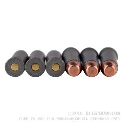 50 Rounds of .357 Mag Ammo by Tula - 158gr FMJ