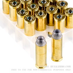 20 Rounds of .45 Long-Colt Ammo by Federal - 225gr LSWCHP