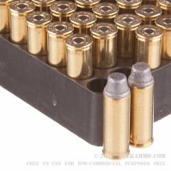 50 Rounds of .45 Long-Colt Ammo by Remington Target - 225gr Semi-Wadcutter