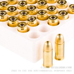 50 Rounds of .32 ACP Ammo by Armscor - 72gr FMJ