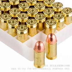 200 Rounds of .45 ACP Ammo by Blazer Brass in Plano Ammo Can - 230gr FMJ