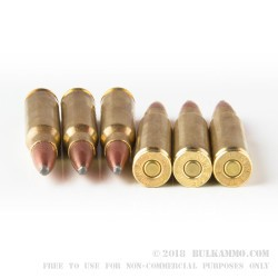 200 Rounds of .308 Win Ammo by Remington - 180gr PSP