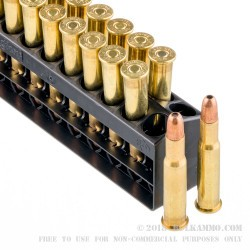 200 Rounds of 30-30 Win Ammo by Remington - 170gr HP