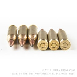 20 Rounds of .243 Win Ammo by Remington - 80gr PSP