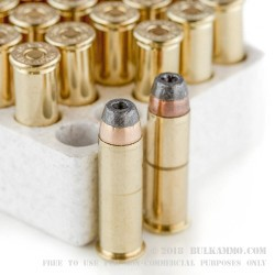 50 Rounds of .38 Spl +P Ammo by Winchester - 125gr JHP