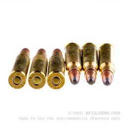20 Rounds of 30-06 Springfield Ammo by Remington - 180gr SP