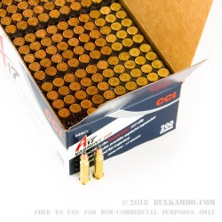 200 Rounds of .17HMR Ammo by CCI - 17gr Polymer Tip
