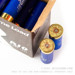 "25 Rounds of 12ga Ammo by Rio Game Load - 2-3/4"" 1 1/8 ounce #6 shot"