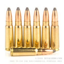600 Rounds of 7.62x39mm Ammo by Sellier & Bellot - 123gr SP