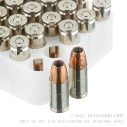 50 Rounds of 9mm Ammo by Federal LE Tactical Bonded - +P 135gr JHP