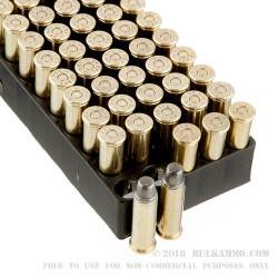 1000 Rounds of .38 Spl Ammo by Magtech - 158gr LSWC
