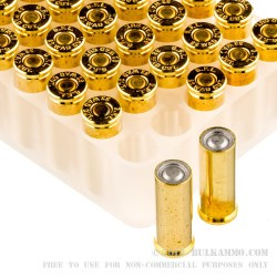 50 Rounds of .32S&W Long Ammo by Fiocchi - 100 gr Lead Wadcutter