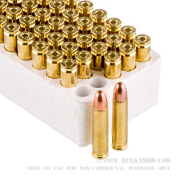 50 Rounds of .30 Carbine Ammo by Winchester - 110gr FMJ