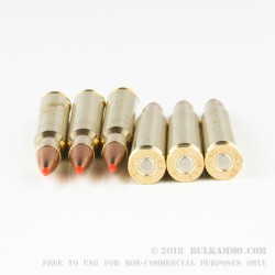 200 Rounds of 30-06 Springfield Ammo by Fiocchi - 150gr SST