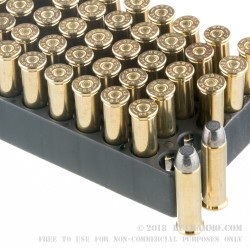 1000 Rounds of .357 Mag Ammo by Magtech - 158gr LFN
