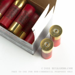 """150 Rounds of 12ga 2-3/4"""" Ammo by Winchester -  00 Buck"""