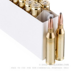 20 Rounds of .243 Win Ammo by Prvi Partizan - 100gr SP