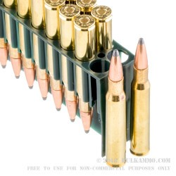 400 Rounds of 30-06 Springfield Ammo by Fiocchi PerFecta - 150gr SP