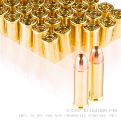 38 Special - 158 gr FMJ - Fiocchi Perfecta - 50 Rounds