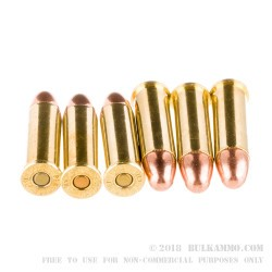 50 Rounds of .38 Spl Ammo by Fiocchi Perfecta - 158 gr FMJ