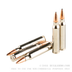 500 Rounds of .223 Ammo by Speer Gold Dot - 64gr SP