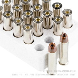 20 Rounds of .357 Mag Ammo by Winchester PDX1 - 125gr JHP
