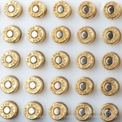 50 Rounds of .380 ACP Ammo by Independence - 90gr FMJ