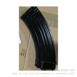 1 Unissued Romanian Military Surplus 7.62x39 AK-47 Magazine - 30 Round Capacity