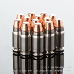 50 Rounds of .357 SIG Ammo by MBI - 124gr FMJFN