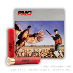 25 Rounds of .410 Ammo by PMC -  #6 shot