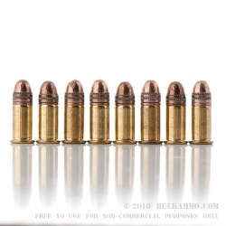 50 Rounds of .22 Short Ammo by Winchester - 29gr LRN