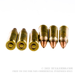 200 Rounds of .223 Ammo by Remington - 69gr Hollow Point Boat Tail