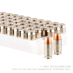 50 Rounds of 45 ACP +P Ammo by Speer LE - 230gr Gold Dot G2 JHP