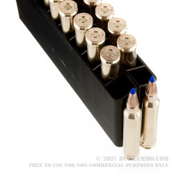 20 Rounds of .300 Win Mag Ammo by Barnes - 165gr TTSX