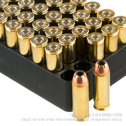 50 Rounds of .45 Long-Colt Ammo by Remington HTP - 230gr JHP