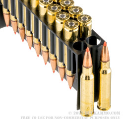 200 Rounds of .308 Win Ammo by Fiocchi - 150gr SST Polymer Tip