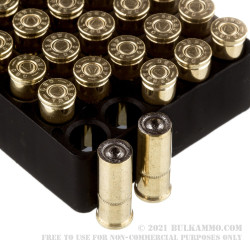1000 Rounds of .32S&W Long Ammo by Magtech - 98gr LWC