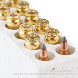 20 Rounds of .222 Rem Ammo by Winchester Super X - 50gr JSP