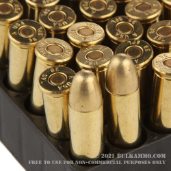 1000 Rounds of .38 Spl Ammo by Armscor - 158gr FMJ