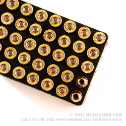 50 Rounds of 9mm Ammo by Remington HTP - 115gr JHP