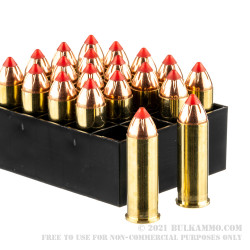 20 Rounds of .44 Mag Ammo by Hornady LEVERevolution - 225gr FTX