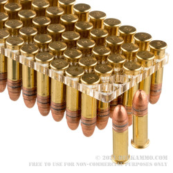 50 Rounds of .22 LR Ammo by Federal - 42 gr CPRN