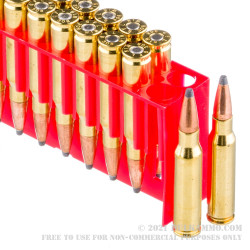 200 Rounds of .308 Win Ammo by Fiocchi - 180gr SPBT